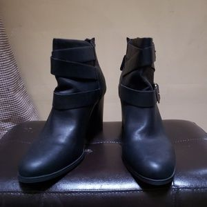 Style & Co. Womens Royy Closed Toe Ankle Boot 10m